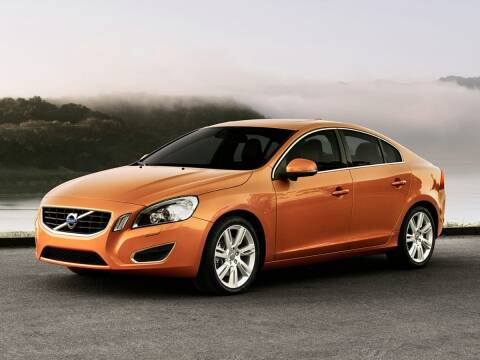 2012 Volvo S60 for sale at Mercedes-Benz of North Olmsted in North Olmstead OH