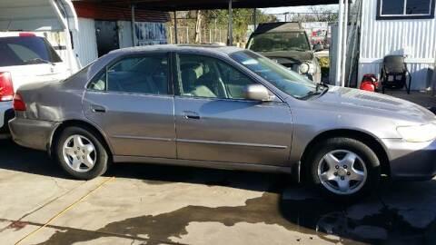 2000 Honda Accord for sale at Dubik Motor Company in San Antonio TX