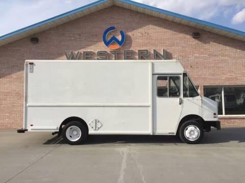 1998 Freightliner P700 Step Van for sale at Western Specialty Vehicle Sales in Braidwood IL