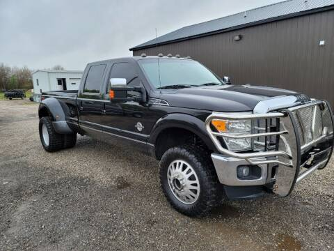 2015 Ford F-350 Super Duty for sale at J & S Auto Sales in Blissfield MI