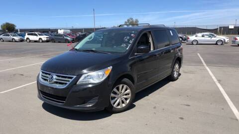 2013 Volkswagen Routan for sale at Liberty Cars and Trucks in Phoenix AZ