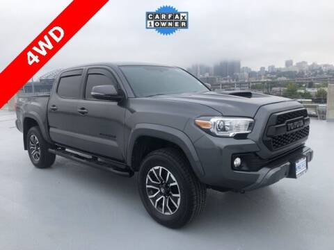 2017 Toyota Tacoma for sale at Toyota of Seattle in Seattle WA