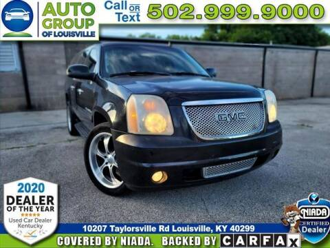 2007 GMC Yukon XL for sale at Auto Group of Louisville in Louisville KY