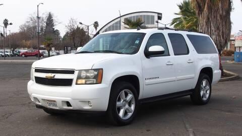 2007 Chevrolet Suburban for sale at Okaidi Auto Sales in Sacramento CA