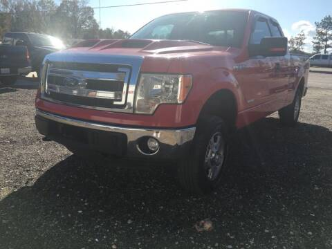 2013 Ford F-150 for sale at Complete Auto Credit in Moyock NC