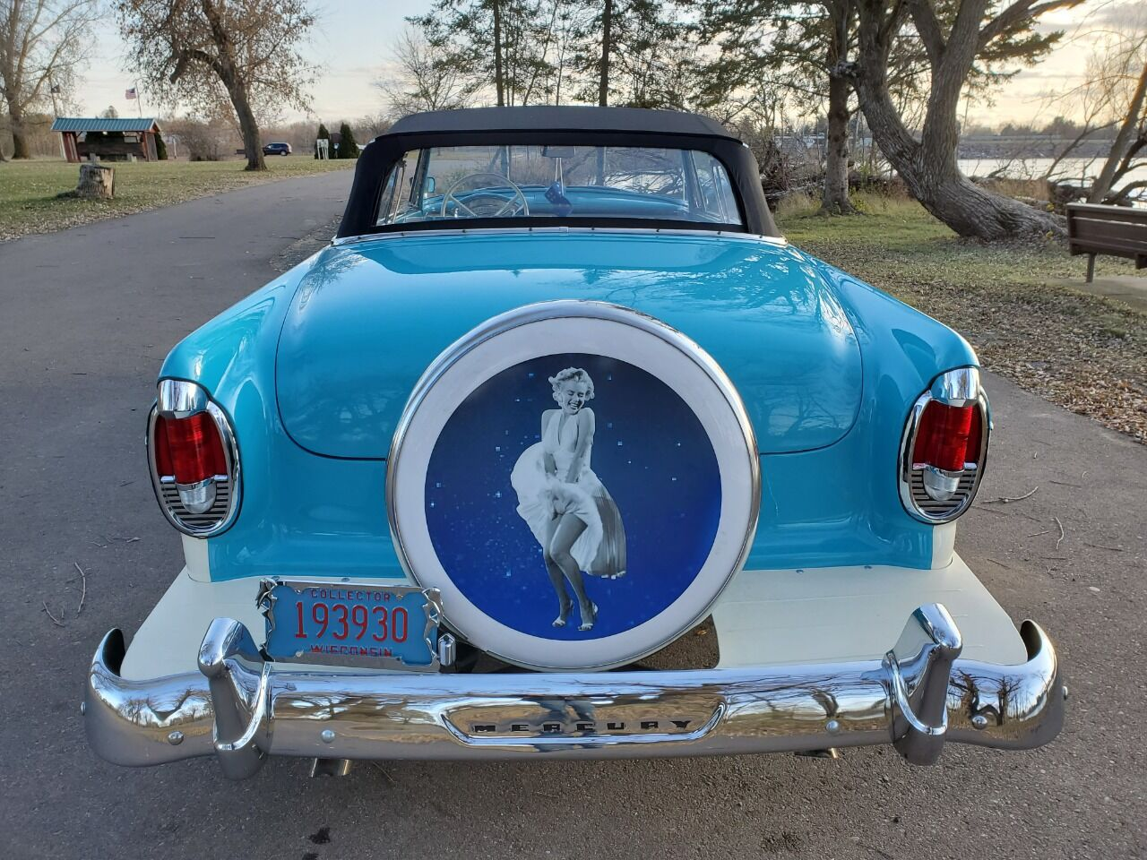 1956 Mercury Custom 9