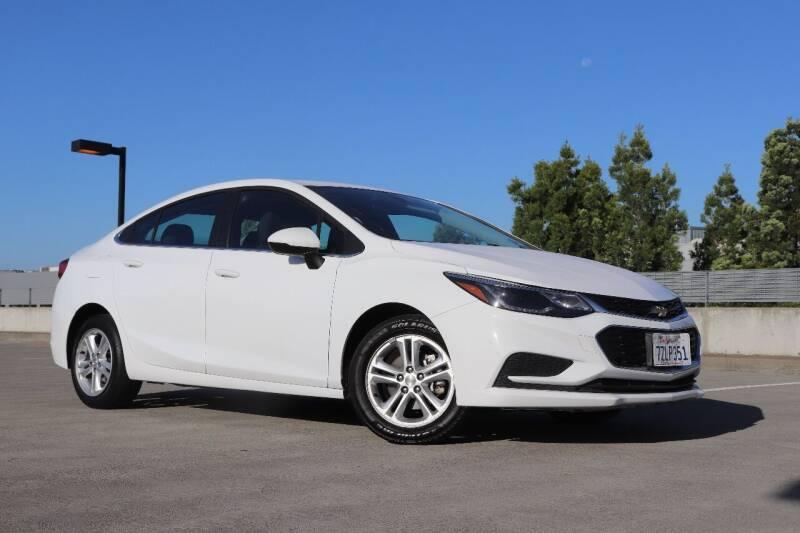 2018 Chevrolet Cruze for sale at La Familia Auto Sales in San Jose CA
