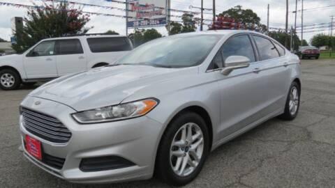 2013 Ford Fusion for sale at Minden Autoplex in Minden LA