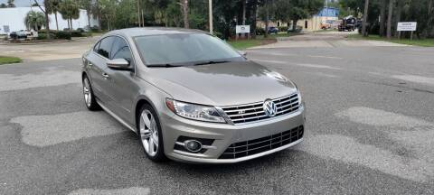 2014 Volkswagen CC for sale at Global Auto Exchange in Longwood FL