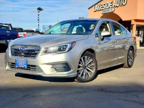 2018 Subaru Legacy for sale at Lakeside Auto Brokers Inc. in Colorado Springs CO