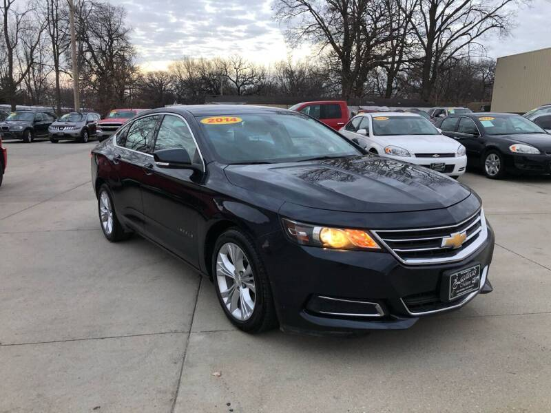 2014 Chevrolet Impala for sale at Zacatecas Motors Corp in Des Moines IA