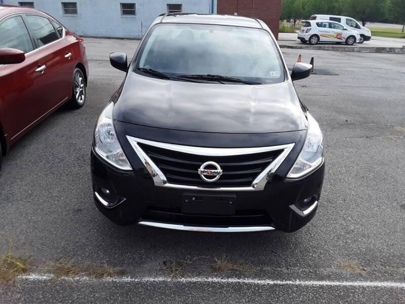 2018 Nissan Versa for sale at Auto Villa in Danville VA