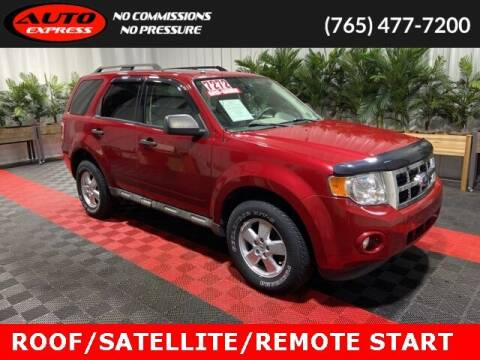 2009 Ford Escape for sale at Auto Express in Lafayette IN
