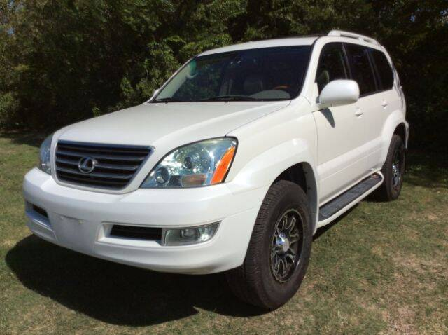 2004 Lexus GX 470 for sale at Allen Motor Co in Dallas TX
