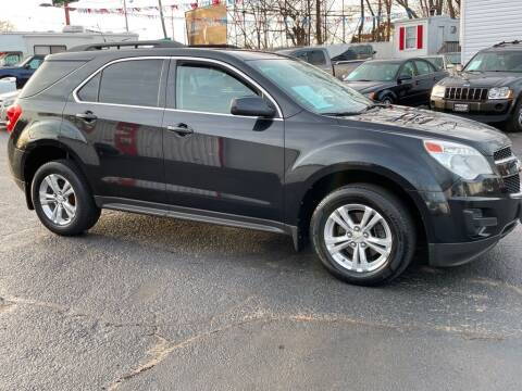 2011 Chevrolet Equinox for sale at Certified Auto Exchange in Keyport NJ