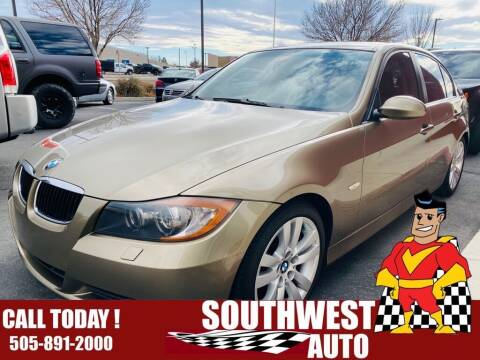 2006 BMW 3 Series for sale at SOUTHWEST AUTO in Albuquerque NM
