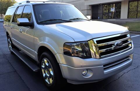 2014 Ford Expedition EL for sale at memar auto sales, inc. in Marietta GA