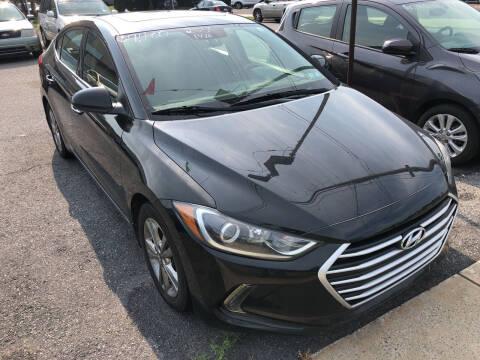 2017 Hyundai Elantra for sale at Matt-N-Az Auto Sales in Allentown PA