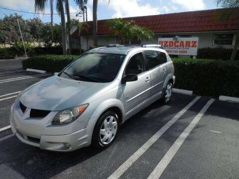 2004 Pontiac Vibe for sale at Uzdcarz Inc. in Pompano Beach FL