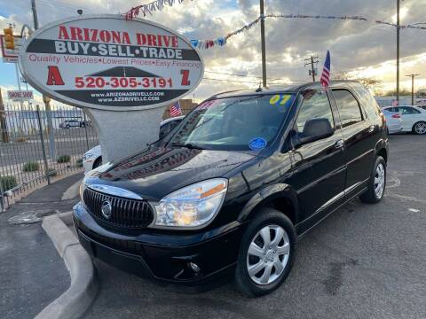 2007 Buick Rendezvous for sale at Arizona Drive LLC in Tucson AZ