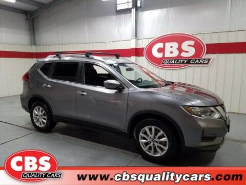 2018 Nissan Rogue for sale at CBS Quality Cars in Durham NC