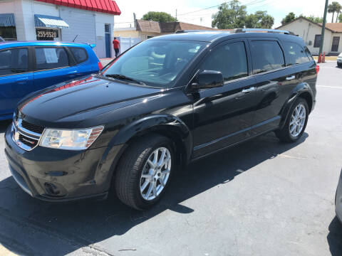 2013 Dodge Journey for sale at Riviera Auto Sales South in Daytona Beach FL