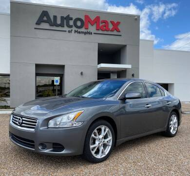 2014 Nissan Maxima for sale at AutoMax of Memphis in Memphis TN