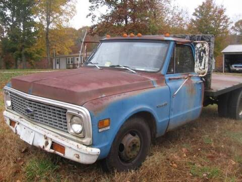 1972 Chevrolet C/K 30 Series for sale at Haggle Me Classics in Hobart IN