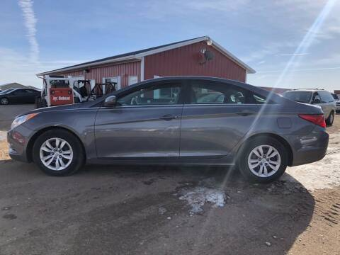 2012 Hyundai Sonata for sale at TnT Auto Plex in Platte SD