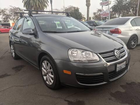 2010 Volkswagen Jetta for sale at Convoy Motors LLC in National City CA