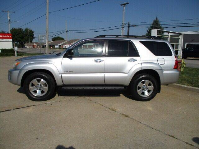 2006 Toyota 4Runner for sale at Pinnacle Investments LLC in Lees Summit MO
