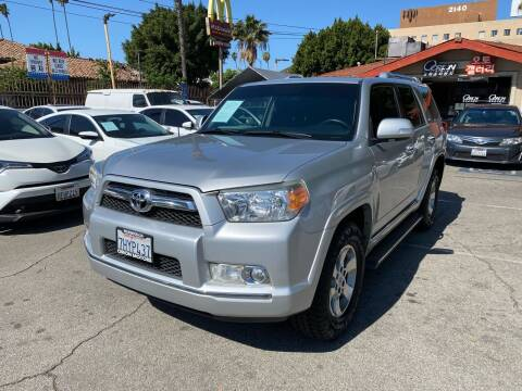 2011 Toyota 4Runner for sale at Orion Motors in Los Angeles CA