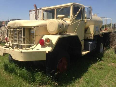 1980 AM General M810 for sale at Classic Car Deals in Cadillac MI
