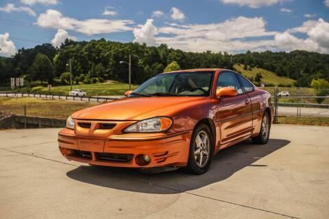 2003 Pontiac Grand Am for sale at CarUnder10k in Dayton TN