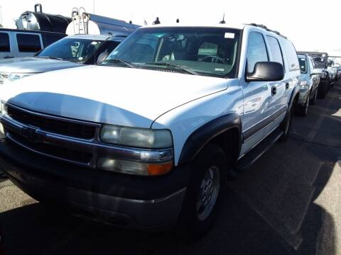 2003 Chevrolet Suburban for sale at Main Street Motors in Rapid City SD