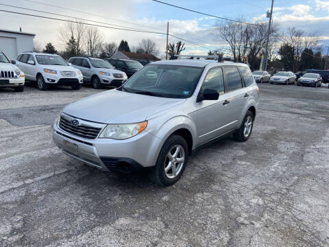 2009 Subaru Forester for sale at US5 Auto Sales in Shippensburg PA