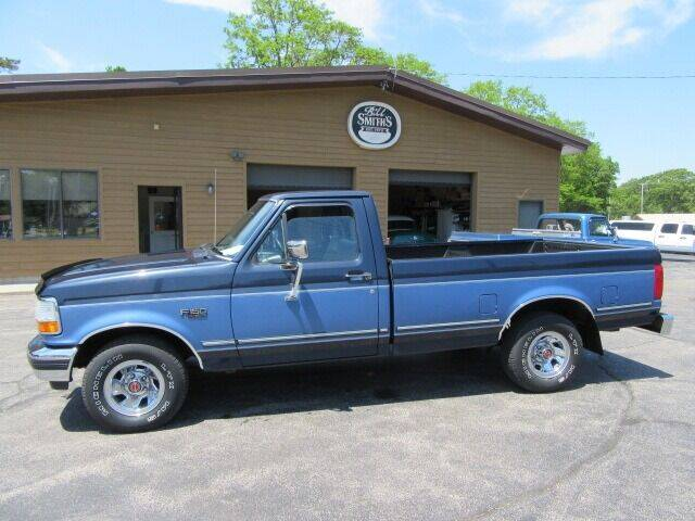 1992 Ford F-150 for sale at Bill Smith Used Cars in Muskegon MI