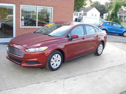 2014 Ford Fusion for sale at A & A IMPORTS OF TN in Madison TN