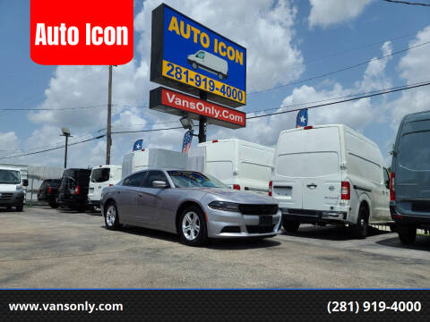 2018 Dodge Charger for sale at Auto Icon in Houston TX