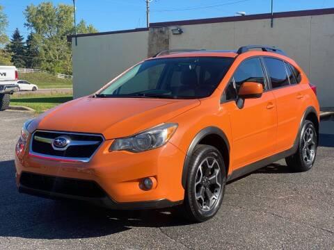 2013 Subaru XV Crosstrek for sale at North Imports LLC in Burnsville MN