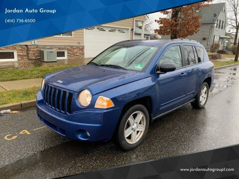 2010 Jeep Compass for sale at Jordan Auto Group in Paterson NJ