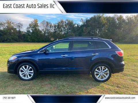 2011 Mazda CX-9 for sale at East Coast Auto Sales llc in Virginia Beach VA