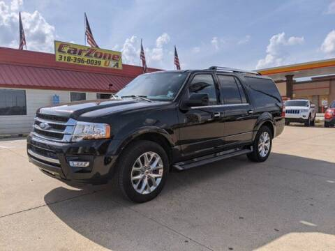 2016 Ford Expedition EL for sale at CarZoneUSA in West Monroe LA