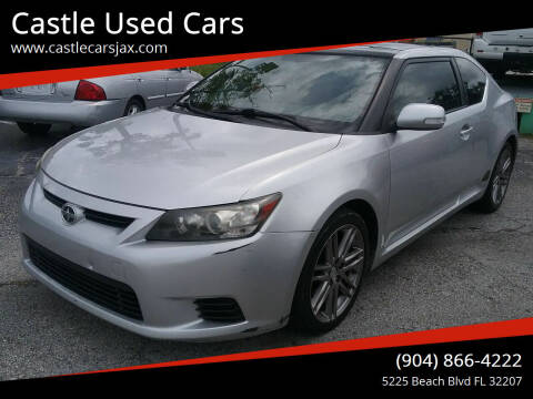 2011 Scion tC for sale at Castle Used Cars in Jacksonville FL