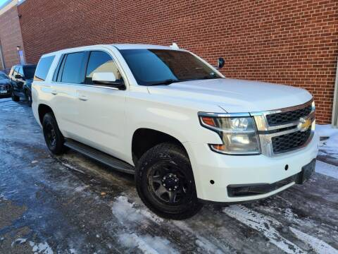 2016 Chevrolet Tahoe for sale at Minnesota Auto Sales in Golden Valley MN