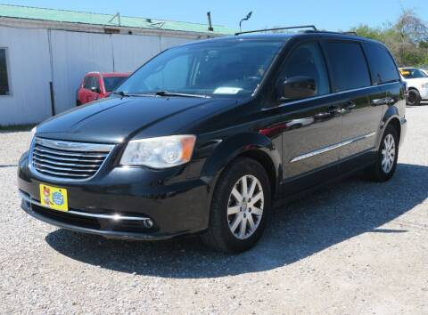 2014 Chrysler Town and Country for sale at Low Cost Cars in Circleville OH