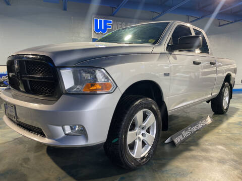 2012 RAM Ram Pickup 1500 for sale at Wes Financial Auto in Dearborn Heights MI