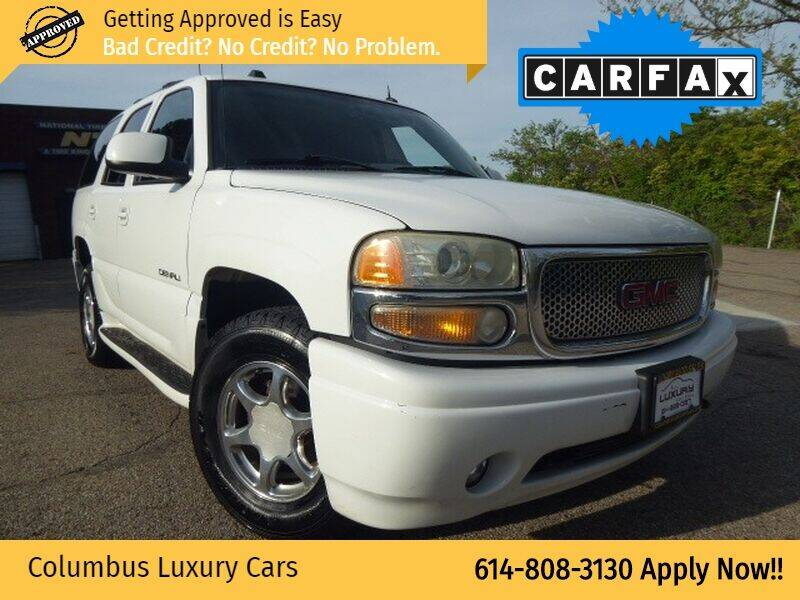 2007 GMC Sierra 1500 for sale at Columbus Luxury Cars in Columbus OH