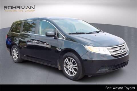 2013 Honda Odyssey for sale at BOB ROHRMAN FORT WAYNE TOYOTA in Fort Wayne IN