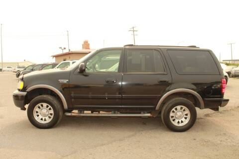2000 Ford Expedition for sale at Epic Auto in Idaho Falls ID